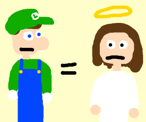 Luigi is christ