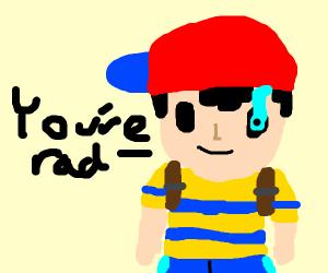 Ness calling you rad