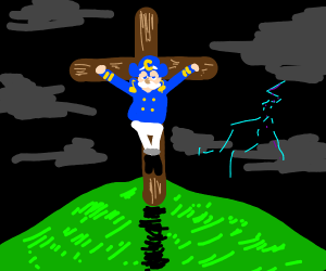 Captain Crunch died for your sins