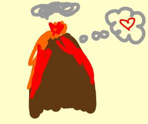 Romantic Volcano