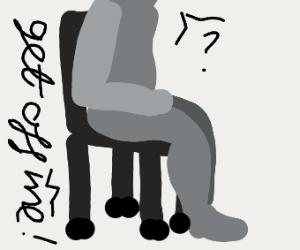 Armchair gains sentience