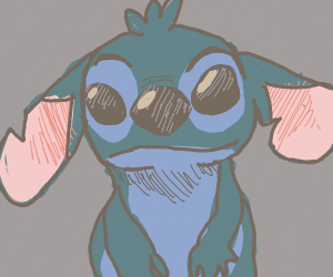 Stitch (from Lilo & Stitch)