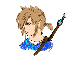 Link from BOTW