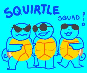 Squirtle Squad (PIO)