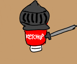 ketchup knight