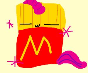Magical McDonald's fries