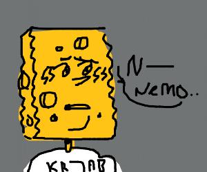 ITZ SPUNGE BOOB AND NEMO! (spongebob)