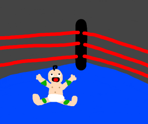 baby in WWE