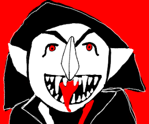evil count von count