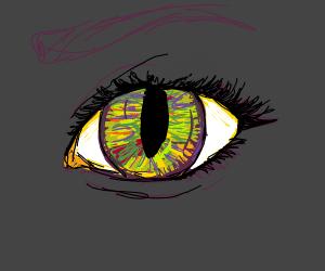 Medusa's eye