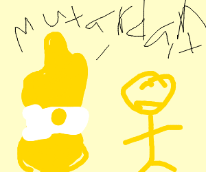 Mustard Box Art