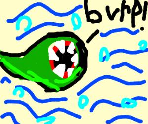 Leech Burping