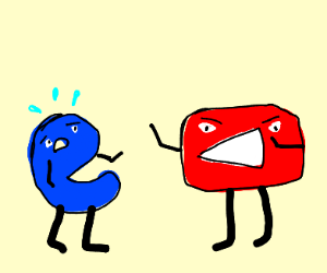 The Internet is terrified of Youtube