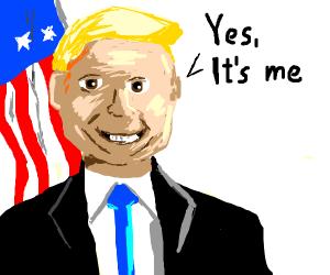 Trump?