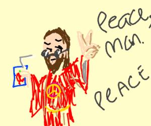 Peace Man