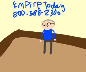 Call 1-800 Empire! (Today)