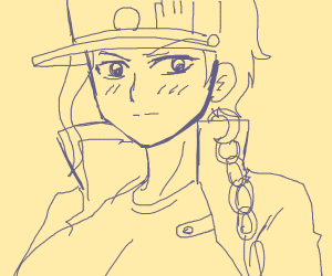 Female Jotaro