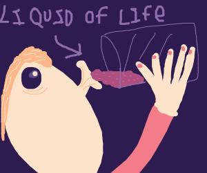 The liquid of life