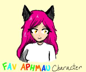 Fav mystreet character (aphmau)