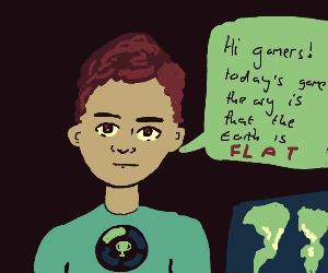 matpat has a theory: earth is flat