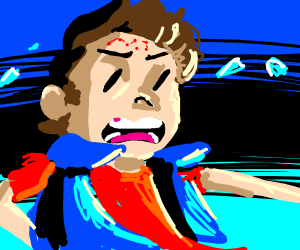 Dipper tells Mabel to stop