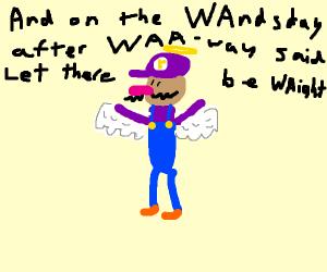 the holy waluigi