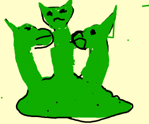 Powdery Hydra