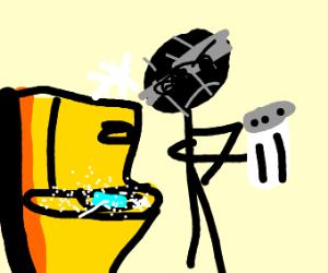 Salty Burglar