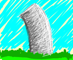 Leaning tower of pissa