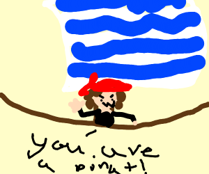 You are a pirate! (Pirate Woman on boat)