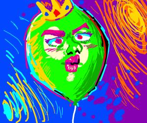 sassy balloon
