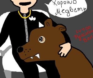 The Russian Mafia's Pet