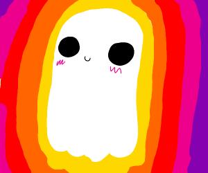 Cute ghost boi