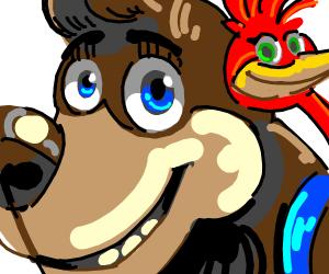Banjo Kazooie(do your best!)