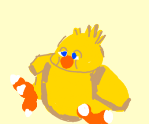 Thicc Chocobo