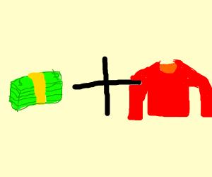 Cash jacket