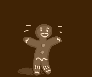 Gingerbread man(shrek)