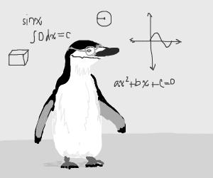 Smart penguin