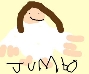 Jumbo Jesus