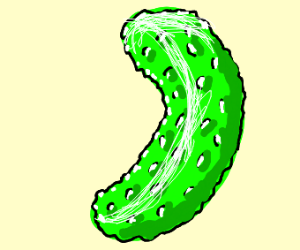 Detailed pickle