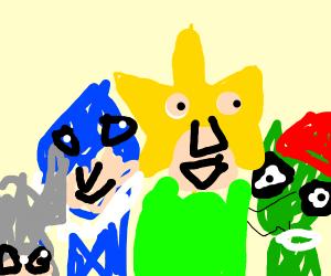 Me and the Jojo Boys