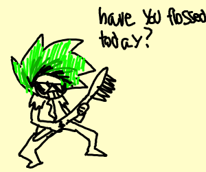 Punk Dentist