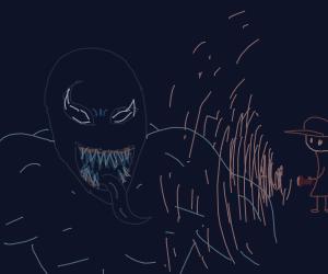 Venom but hes in Fnaf