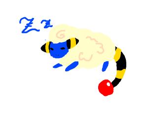 Asleep Mareep