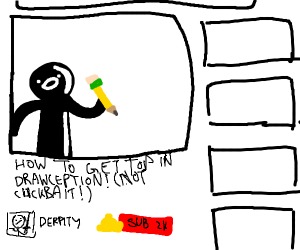 Youtube Video On How To Get Top Drawception