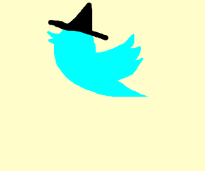 twitter dressed up for halloween