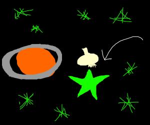 Garlic on a Star