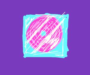 Vaporwave CD cover.