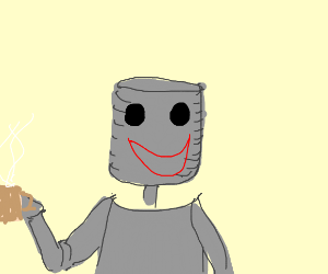 Happy Tin Man