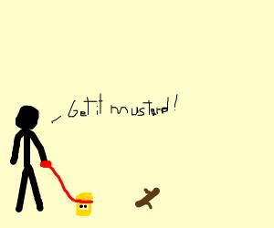 Pet Mustard